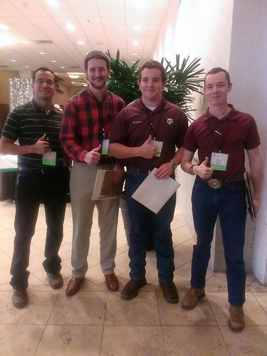 Texas A&M Forestry Club Wins Second Place In Florida
