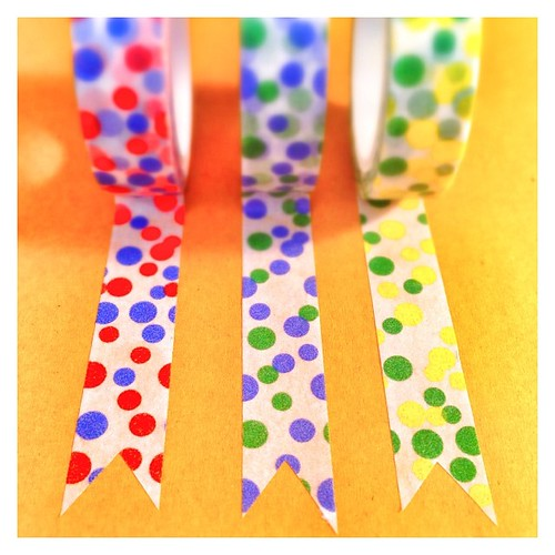 #fmsphotoaday January 31 - Polka dot
