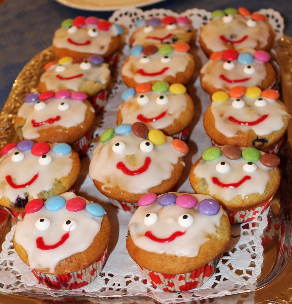 Indianer-Muffins