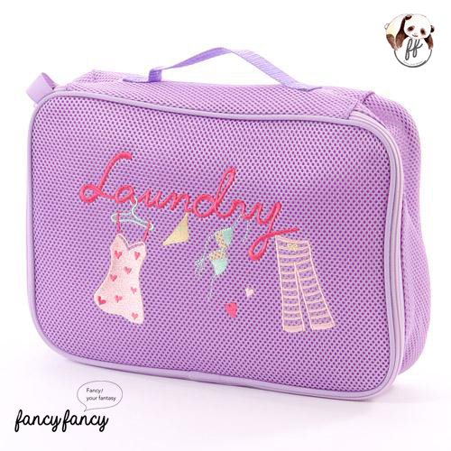 06.長方型洗衣+旅行收納內衣兩用袋-紫色