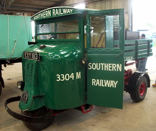Southern Railway  Scammell Mechanical Horse - 1938