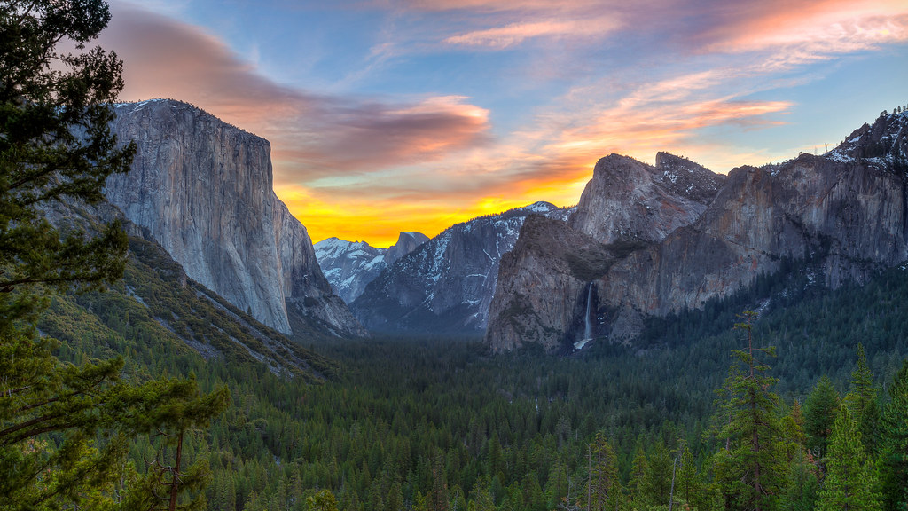 Yosemite - Magazine cover