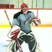Small photo of Goalie