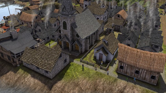 Banished, by Shining Rock Software