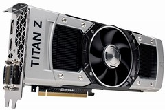 Nvidia GTX Titan-Z to be released April 29