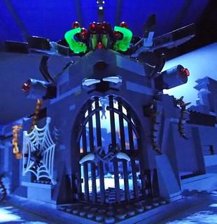 LEGO Chima MOC - Scorpion Palace Ruins 9