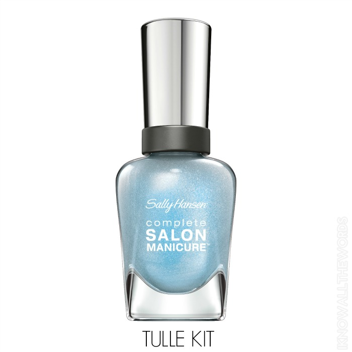 Sally Hansen Complete Salon Manicure Pastels on Point - Tulle Kit