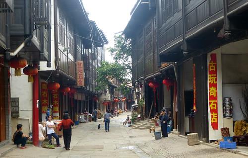 Jiangxi-Longhu Shan-2 Shangqing-village (12)