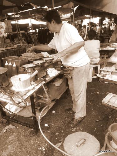 Apam Seller
