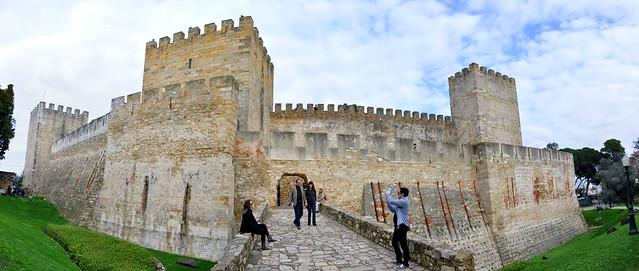 Castillo de São Jorge - Lisboa - Portugal