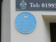 Photo of Blue plaque number 30990