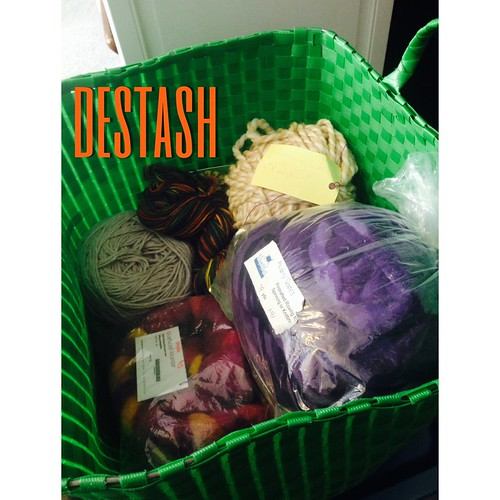 Stash Flash: how do you store your stuff?