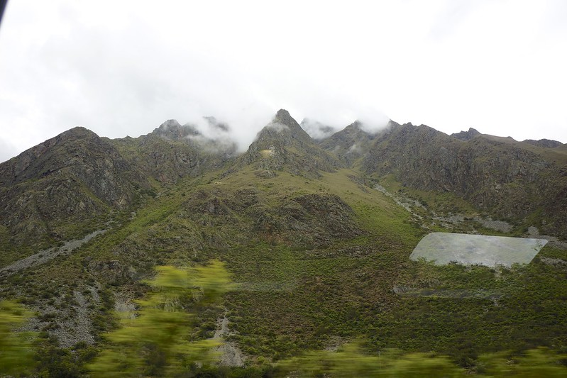 train to Aguas Calientes 22