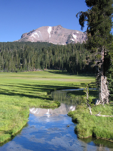 Mt. Lassen and Kings Creek
