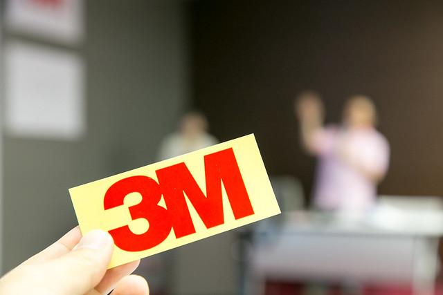 ざ・3Mセミナー 着て、かぶって、守る #3mjp
