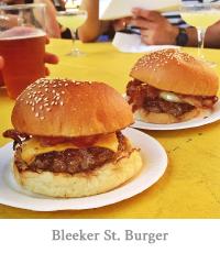Bleeker St. Burger