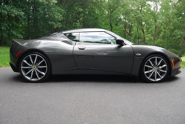Fs 2011 Lotus Evora S 2 2 Carbon Grey Manual Black