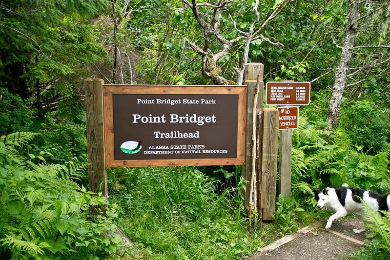 Point Bridget