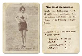 Ethel Catherwood (1908 - 1987)