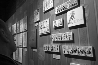 The Walt Disney Family Museum - Early works