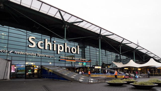 Amsterdam 1 Schiphol airport