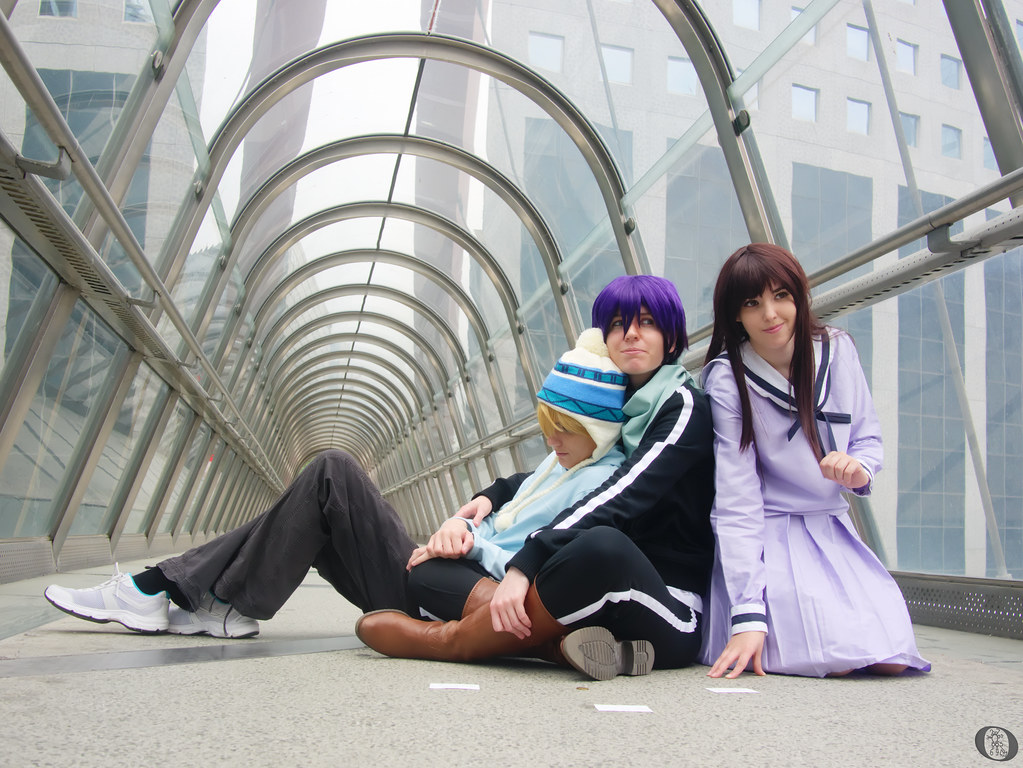 related image - Shooting La Défense - Noragami - 2014-06-01- P1860893