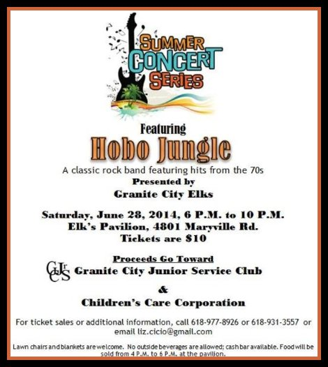 Hobo Jungle 6-28-14