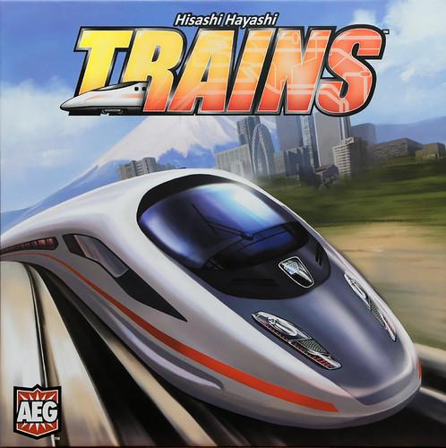 Trains箱絵