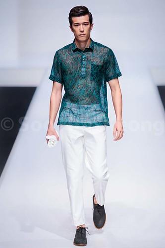 Fairuz Ramdan Collection - Kuala Lumpur Fashion Week 2014 (KLFW2014)