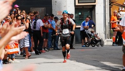 Jan Zemaník: Mám za sebou světový šampionát ve skyrunningu