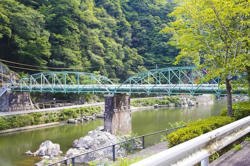 武庫川渓谷廃線ハイキング(生瀬ー武田尾)630