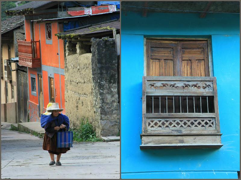Streets of Leymebamba