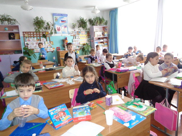 МБОУ СОШ №6, посёлок Нежинский, Предгорного муниципального  района, Sony DSC-W830