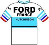 Ford - Giro d'Italia 1966