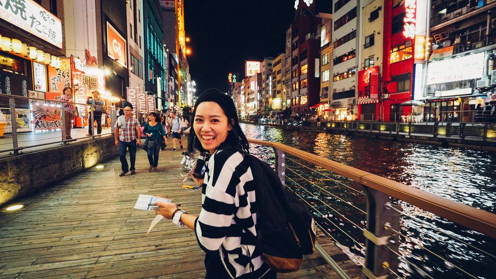 Osaka Travel: Minami (Namba) - Japan