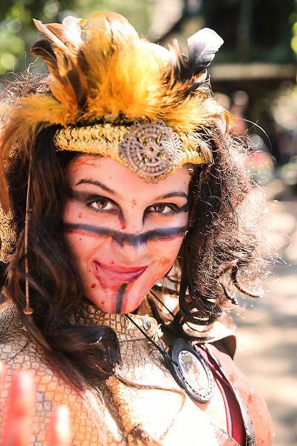 Barbarian Warrioress