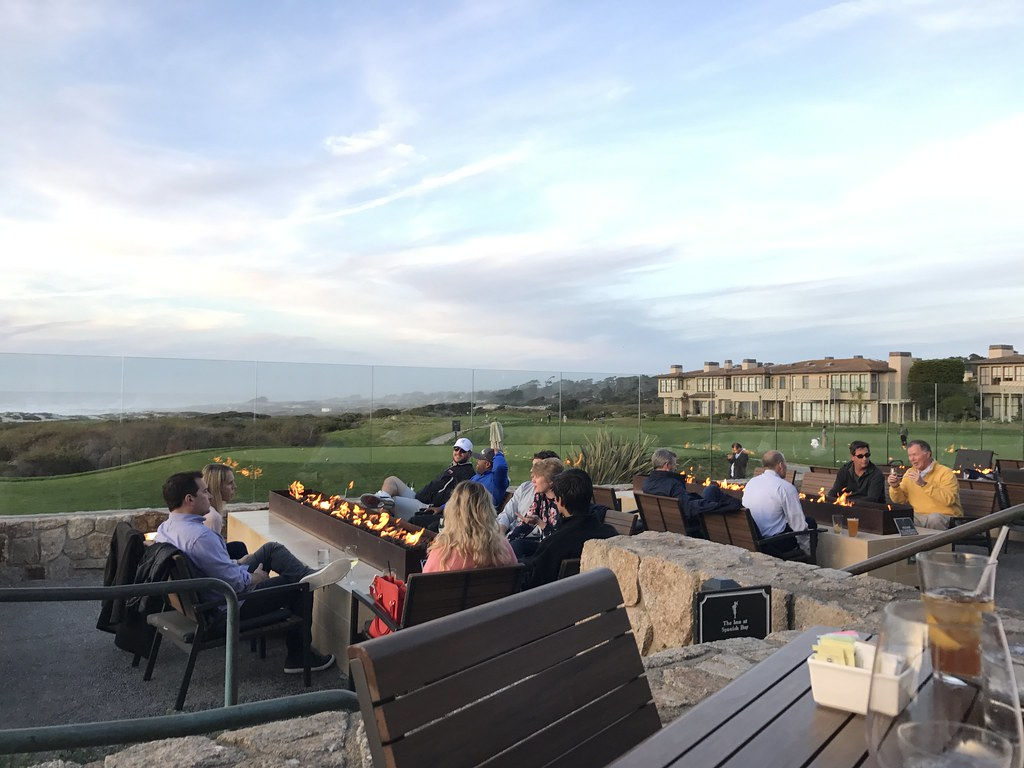 Spanish Bay, Pebble Beach