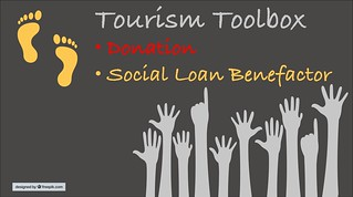 For Tourism Toolboxes to move forward from its initial trial, requires the input of both donations and Social Loan benefactors.