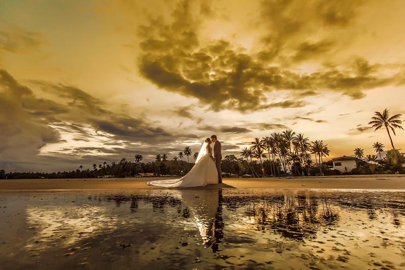 婚紗攝影,朱志東,雅妃 Sonia,ES wedding,自助婚紗,泰國,蘇美島,龜島