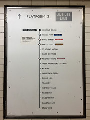 Charing Cross - Jubilee Line