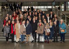 Besuchergruppe aus Wuppertal am 10. November 2016 im Paul-Löbe-Haus
