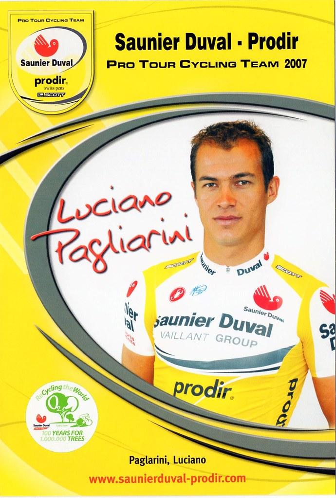 Luciano Pagliarini - Saunier Duval Prodir 2007