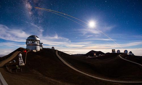 Mauna Kea Heavens 3 por Sean Goebel