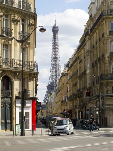Nacho en París