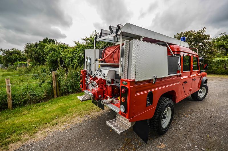 Carmichael Land Rover LPA