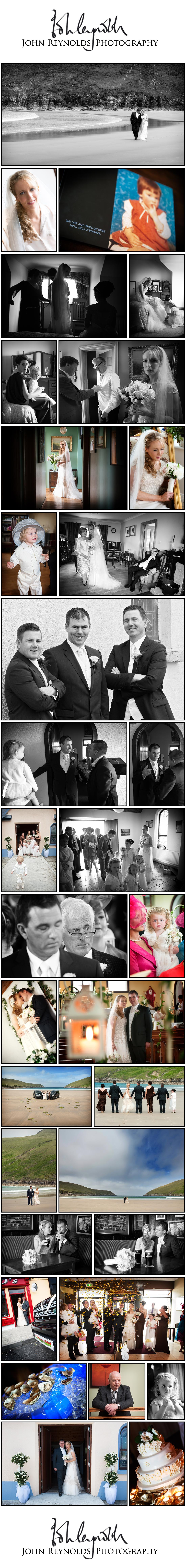 Orla & Daniel Blog Collage