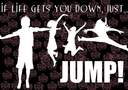 jump by fakhriyyahkhairunnida