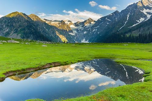 Chimrain peak, Jaz Banda [Explored]