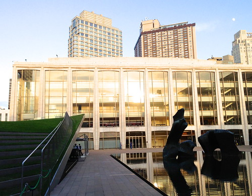 Damrosch Park, Lincoln Center
