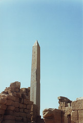 Hatchepsout Obelisk of Ramesses II